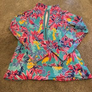 Lilly Pulitzer popover size small